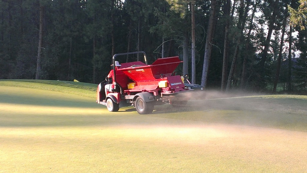 The Importance of Topdressing